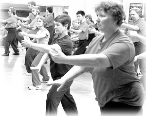 Traditional Yang Tai Chi